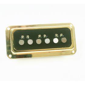 Gretsch DynaSonic Single-Coil Electric Guitar BRIDGE Pickup - GOLD