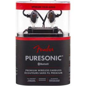 Genuine FENDER BLUETOOTH PureSonic Premium Wireless Earbuds - In-Ear Headphones
