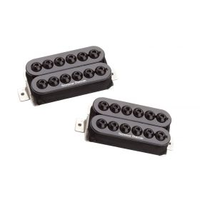 Seymour Duncan SH-8 Invader High Output Black Humbucker NECK & BRIDGE Pickup Set