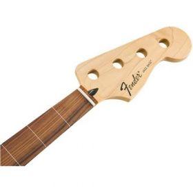 Genuine Fender Standard Series Jazz/J-Bass Fretless Neck, Pau Ferro Fingerboard