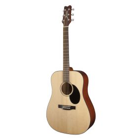 Jasmine by Takamine JD36-NAT J-Series Dreadnought Acoustic Guitar - Natural