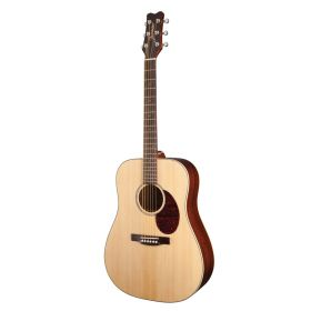 Jasmine by Takamine JD37-NAT Solid-Top Dreadnought Acoustic Guitar - Natural