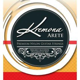 Kremona Arete Premium Nylon Guitar Strings Negro Agudo Flamenco String Set