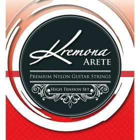 Kremona Arete Premium High Tension Nylon Guitar Strings Set (KAHT)