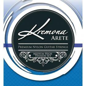 Kremona Arete Premium Medium-High Tension Nylon Guitar Strings Set (KAMH)
