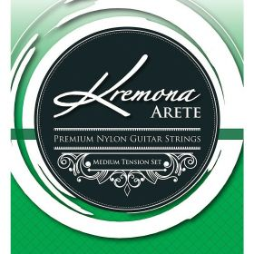 Kremona Arete Premium Medium Tension Nylon Guitar Strings Set (KAMT)