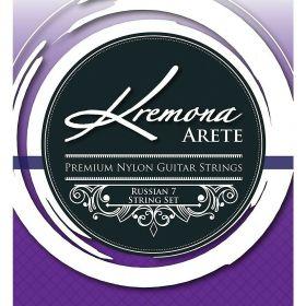 Kremona Arete Premium Nylon Acoustic Guitar Russian 7-STRING Set (KARG)