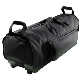 """Kaces KPHD38W 38"""" Drum Hardware/Stands/Equipment Bag with Wheels"""
