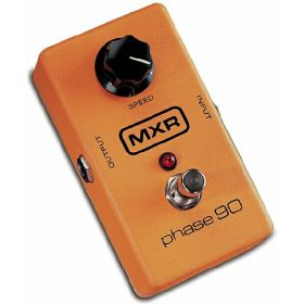Dunlop MXR Series M101 Phase 90 Guitar Phaser Effect Pedal