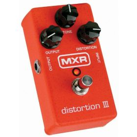 Dunlop MXR Series M115 Guitar Distortion III Effect Pedal