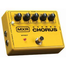 Dunlop MXR Series M134 MXR Stereo Chorus Guitar Effect Pedal