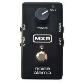 Dunlop MXR M-195 Noise Clamp Noise Reduction Gate Pedal