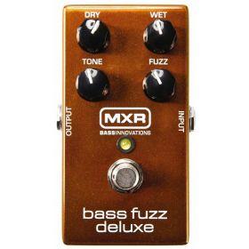 Dunlop M84 Fuzz Deluxe - Bass Fuzz Effect Pedal
