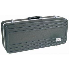 MBT ABS Molded Plastic Alto Saxophone Band Hardshell Carry Case - MBTAS