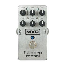 Dunlop MXR Series M116 Fullbore Metal Distortion Guitar Effect Pedal