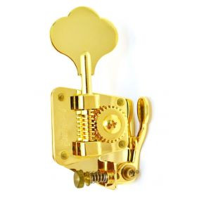 Hipshot BT2 Xtender Key Extender D-Tuner X-Tender for Fender P/J Bass - GOLD