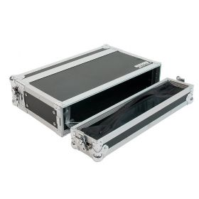 "Elite Core 2-Space ATA 10"" Deep Effects Flight Rack Case - RC2U-10"