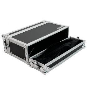 "Elite Core 3-Space ATA 10"" Deep Effects Flight Rack Case - RC3U-10"