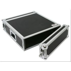 OSP 3-Space ATA 3U Deep Amp Rack Road Tour Flight Case - RC3U-20