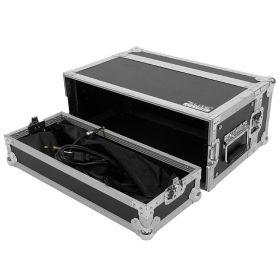"Elite Core 4-Space ATA 10"" Deep Effects Flight Rack Case - RC4U-10"