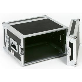 OSP 6-Space ATA 6U Shallow Effects Rack Road Tour Flight Case - RC6U-14