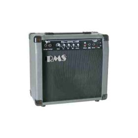 "RMS B20 20-Watt Electric Bass Guitar Amp Amplifier with 8"" Speaker"
