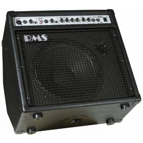 "RMS 80-Watt Keyboard OR Bass Amp Amplifier with 12"" Celestion Speaker Woofer"