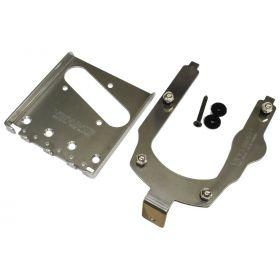 Bigsby AllParts TP-3747-001 Bigsby V5-TEV-2 Vibramate for Telecaster, Nickel