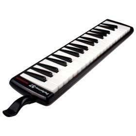Hohner S37 Performer 37-Key Piano Melodica with Carrying Case - Black