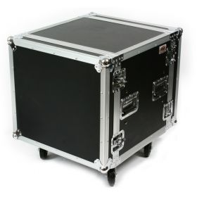 OSP 10-Space ATA Shock Mount Deep Amp Flight Road Rack Case - SC10U-20