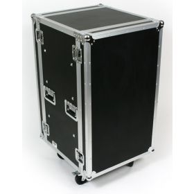 OSP 20-Space ATA Shock Mount Deep Amp Flight Road Rack Case - SC20U-20