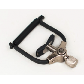 PAIGE Clik Banjo/Ukulele/Mandolin Capo (Fits to 4th Fret) No Radius, PC-B4-1.437