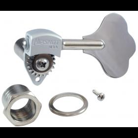 "Hipshot 20675KC Clover Key Licensed Ultralite® Bass Tuning Key 1/2""- Chrome"