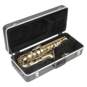SKB Rectangular Hardshell Case for Alto Saxophone/Sax - SKB-340