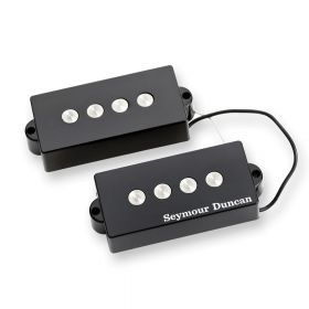 Seymour Duncan SPB-3 Quarter Pound Pickup for Precision/P-Bass - Black