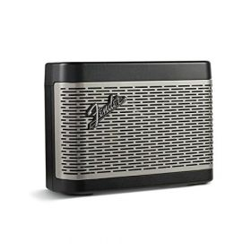 Fender Newport Rechargeable Battery Powered Portable Bluetooth Speaker - BLACK