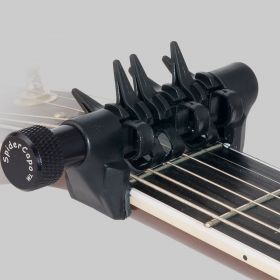 Spider Capo STANDARD Studio Grade Capo Creative Tunings Multi Function Tunings