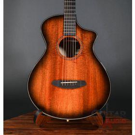Breedlove USA Oregon Concertina CE Acoustic-Electric Guitar - Bourbon Myrtlewood