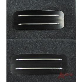 JBE 4000 Series Pickup Set for Rickenbacker Bass, Black