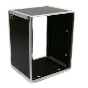 "OSP 14-Space 18"" Deep Deluxe 14U Studio Basic Rack Case Stand - TAC14U-18"