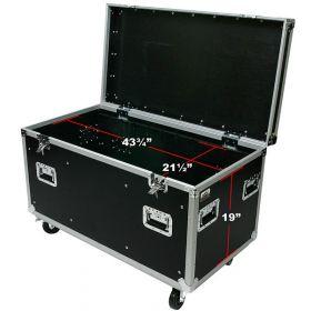 "OSP 45"" Truck Pack Utility Equipment ATA Transport Road Tour Case - TC4524-30"