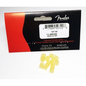 Genuine Fender Guitar Pickup Height Tubes Adjustment Tubing - Pack of 12