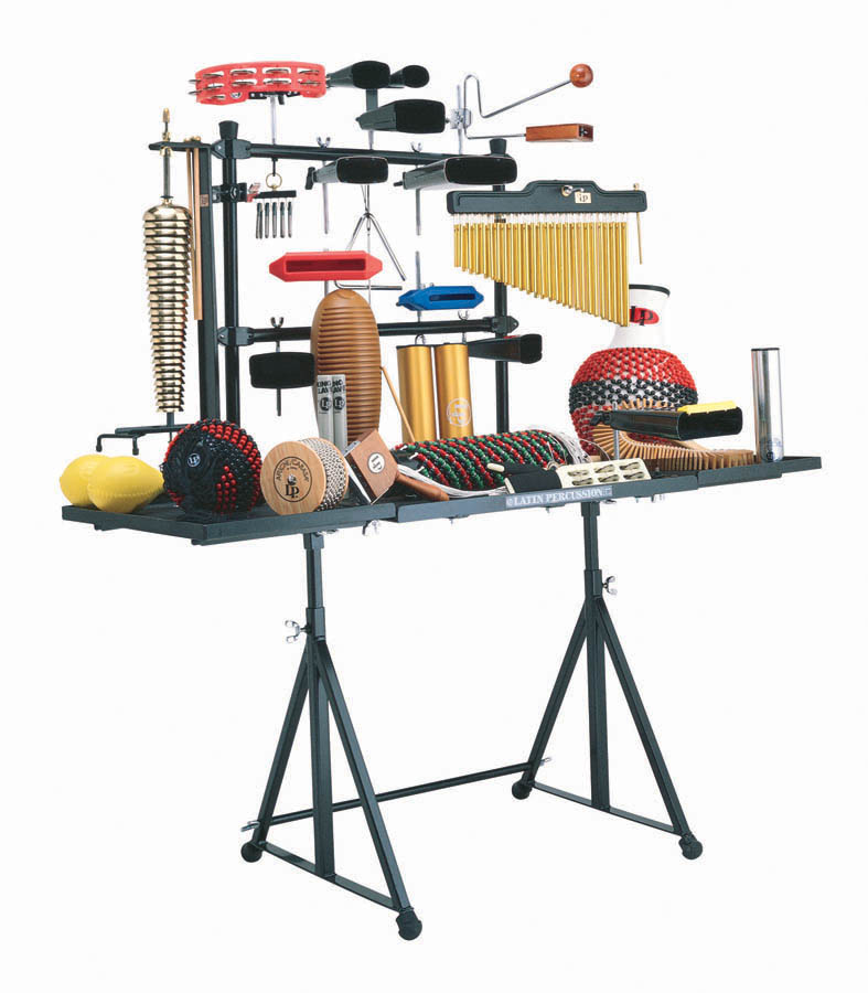 LP760A LP Latin Percussion Instrument Percussion Table