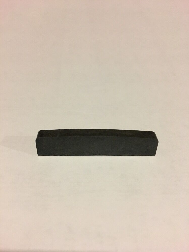 GRAPH TECH BLACK TUSQ XL SLOTTED NUT FOR ESP® ELECTRIC GUITAR *NEW* PT-6642-00