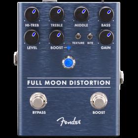Fender FULL MOON DISTORTION Guitar Effect Stomp Box Pedal