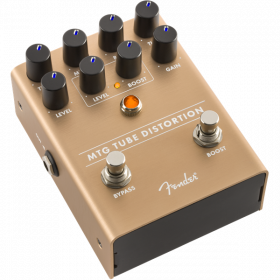 Fender MTG Tube Distortion Guitar Effect Stomp Box Pedal