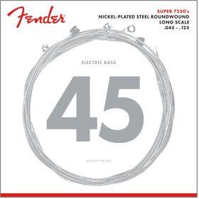 Fender 72505M NPS Long Scale 5-String Set for Bass - Medium, 073-7250-456