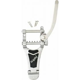 Bigsby B700 Vibrato Tailpiece Kit Set for Arch-Top Solid-Body Guitars - CHROME