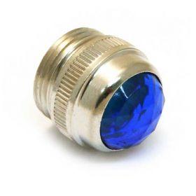 Genuine Fender ON/OFF BLUE Amp Jewel Indicator Tube Amplifier 099-0949-000