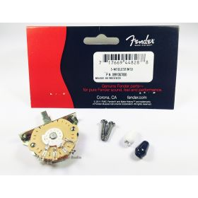 Genuine Fender Strat/Stratocaster Tele/Telecaster 5-Way Pickup Selector Switch